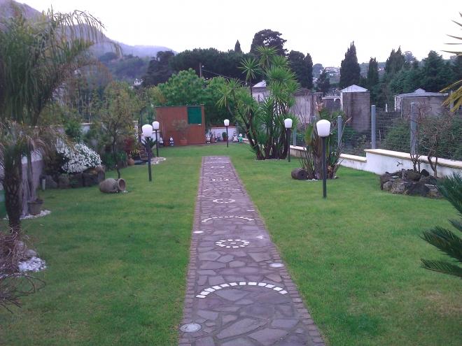 Lavori effettuati e fotografie esterni e for Giardini esterni foto